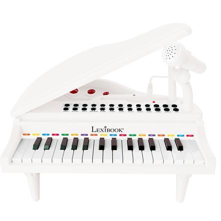 LEXIBOOK Disney Eiskönigin 2 - 32 Tasten Piano mit Mikrofon zum Singen