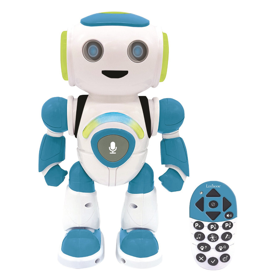 LEXIBOOK Powerman Jr. Lernroboter