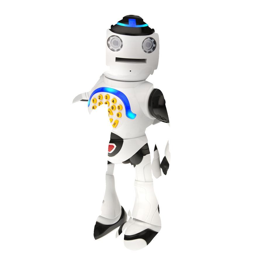 LEXIBOOK Power one-læringsrobotter til børn