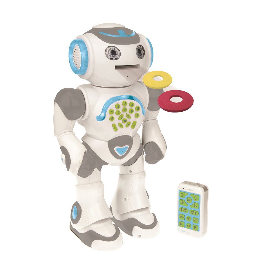 LEXIBOOK Powerman Max Lernroboter
