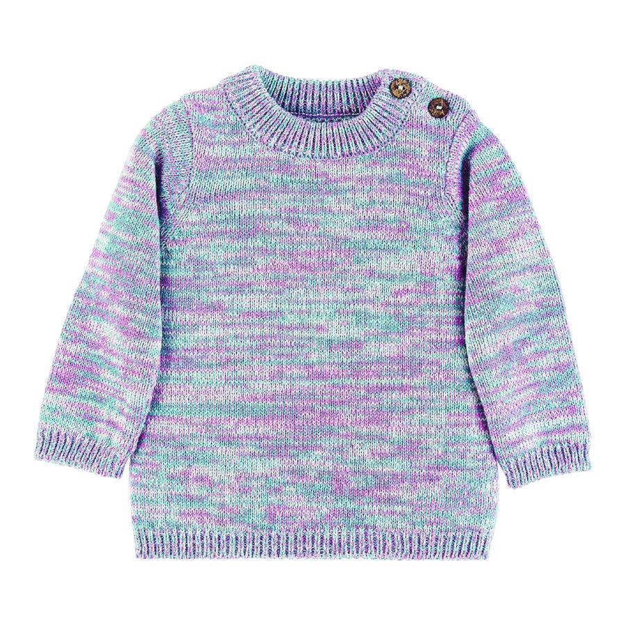 Sterntaler Pull tricoté violet clair