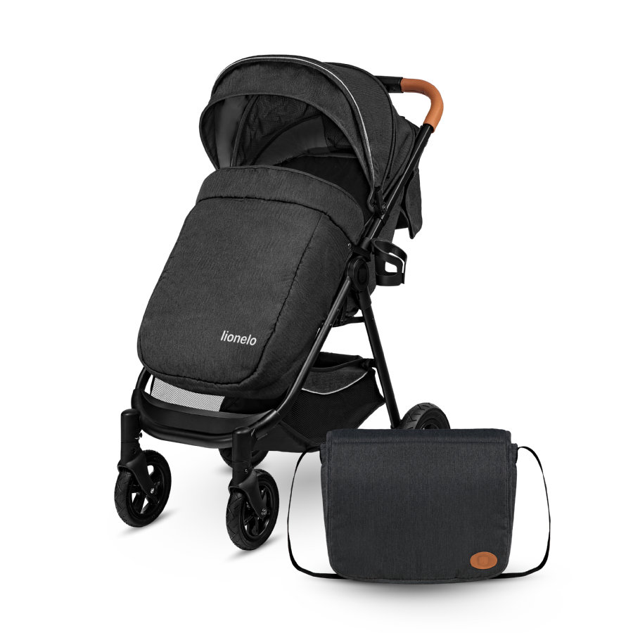 lionelo Buggy Bell Graphite