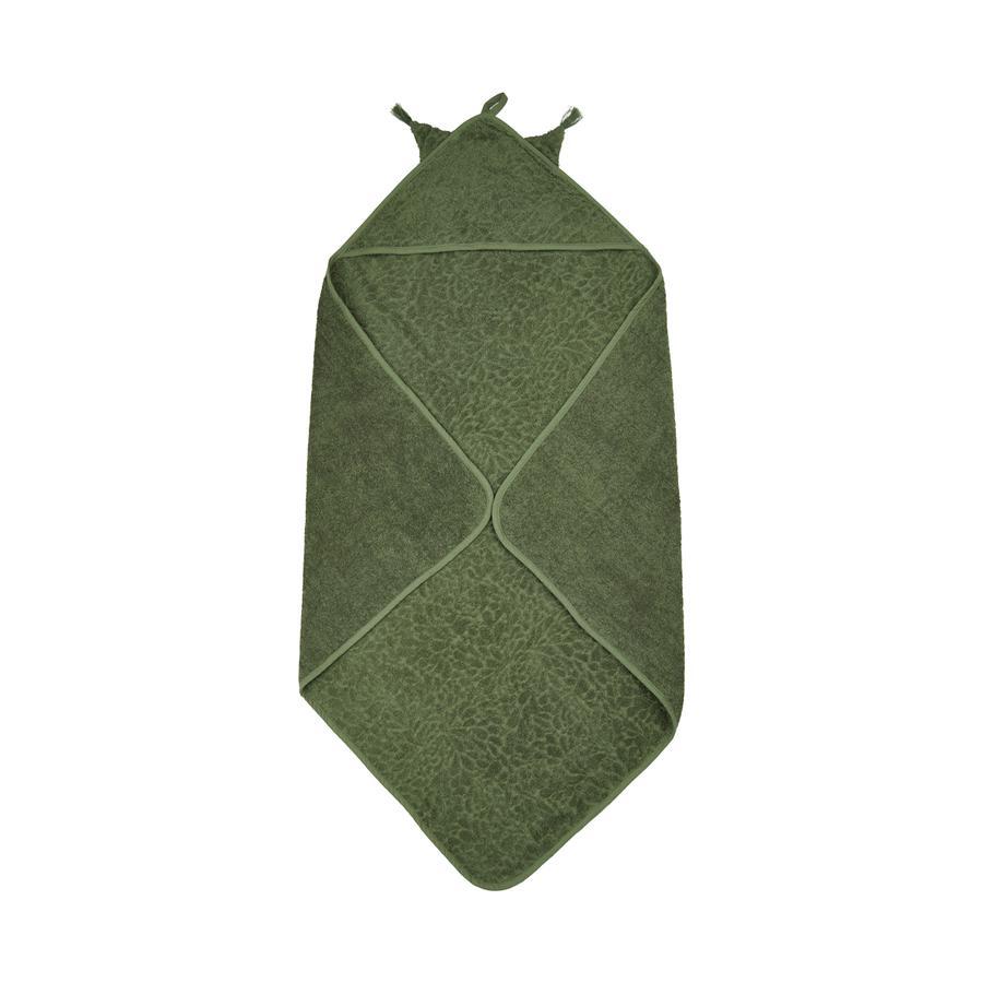 Pippi Handdoek in de kappen Green 83 x 83 cm