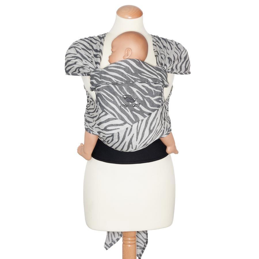 manduca Bæresele Twist Long Zebra Limited Edition