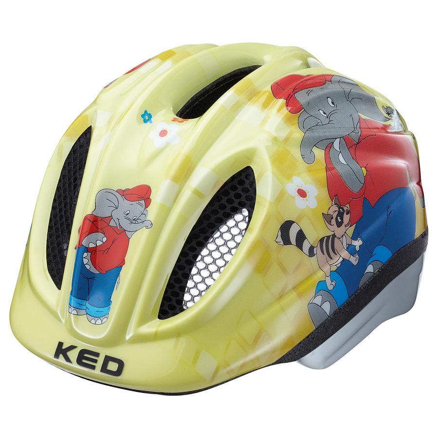 KED Casque de vélo enfant Meggy Original Benjamin Blümchen T. S, 46-51 cm