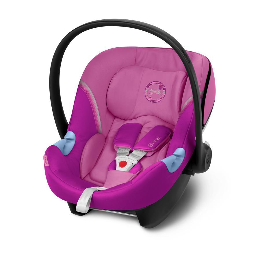 cybex GOLD Baby-autozitje Aton M Magnolia Pink