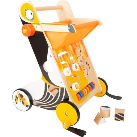 small foot® Baby walker-tukan