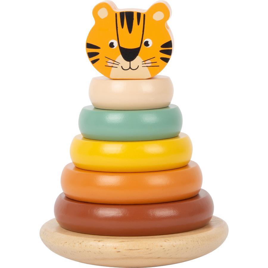 small food ® Stacking tower Tiger Safari