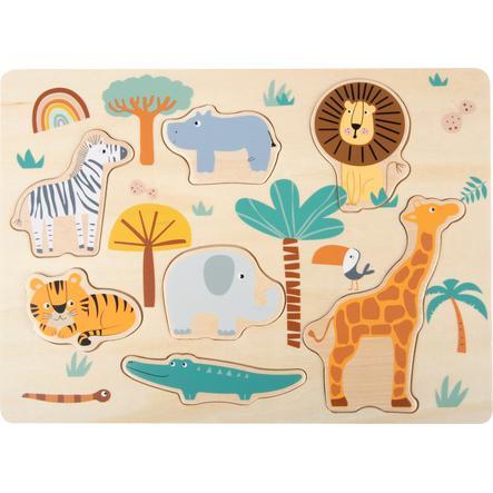 small foot® Setpuzzle Safari