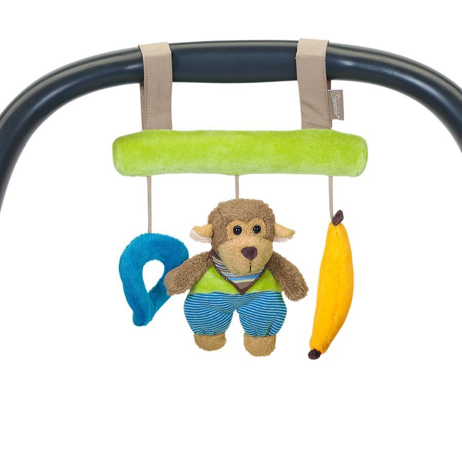 STERNTALER Spielzeug zum Aufhängen Affe Anton
