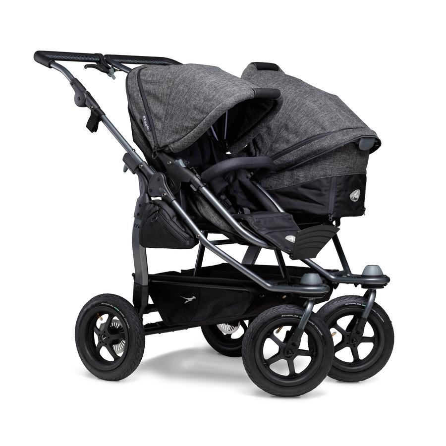 tfk Duo Air Premium Antraciet Combi Stroller