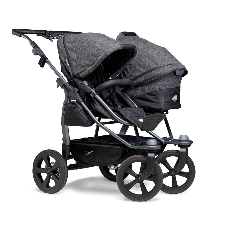 tfk Kombikinderwagen Duo Eco Premium Anthrazit