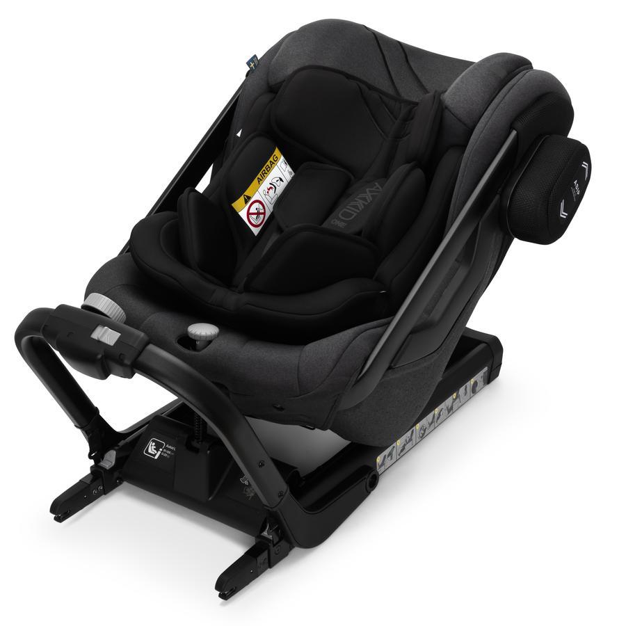 AXKID Kindersitz One+ Granite Melange
