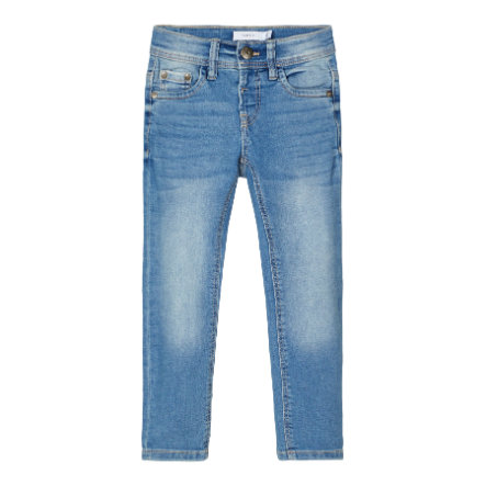 Name it Jeans NMMSILAS Light Blue Denim