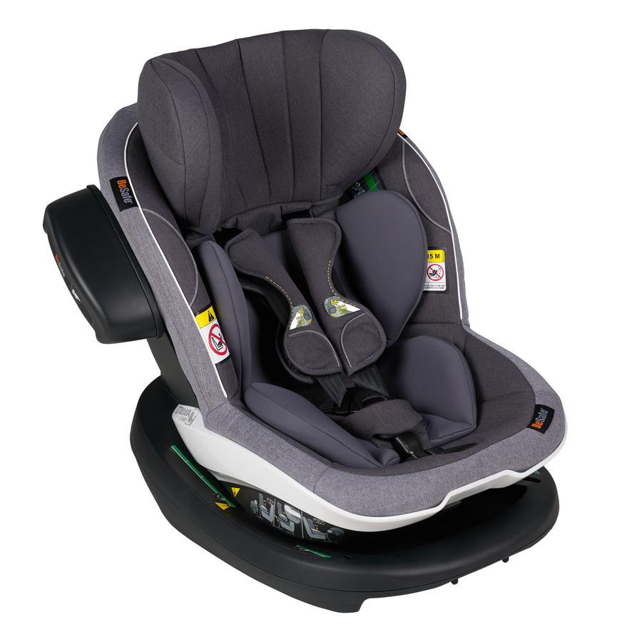 BeSafe Kindersitz iZi Modular A X1 i-Size Metallic Melange