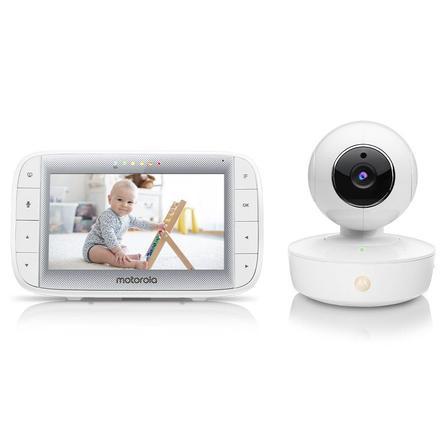 """Motorola Video Baby Monitor MBP55 z 5,0"""" kolorowym wyświetlaczem LCD"""