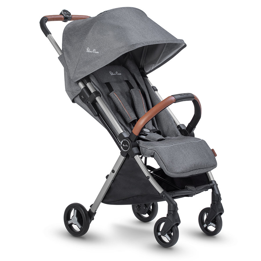 Silver Cross Buggy Jet Special Edition Mist Grau