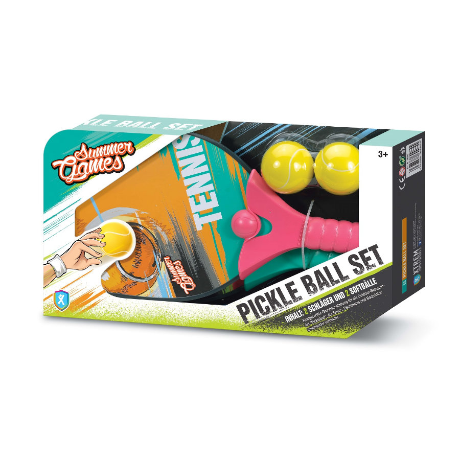XTREM Toys and Sports - SUMMER GAMES Set de Pickleball