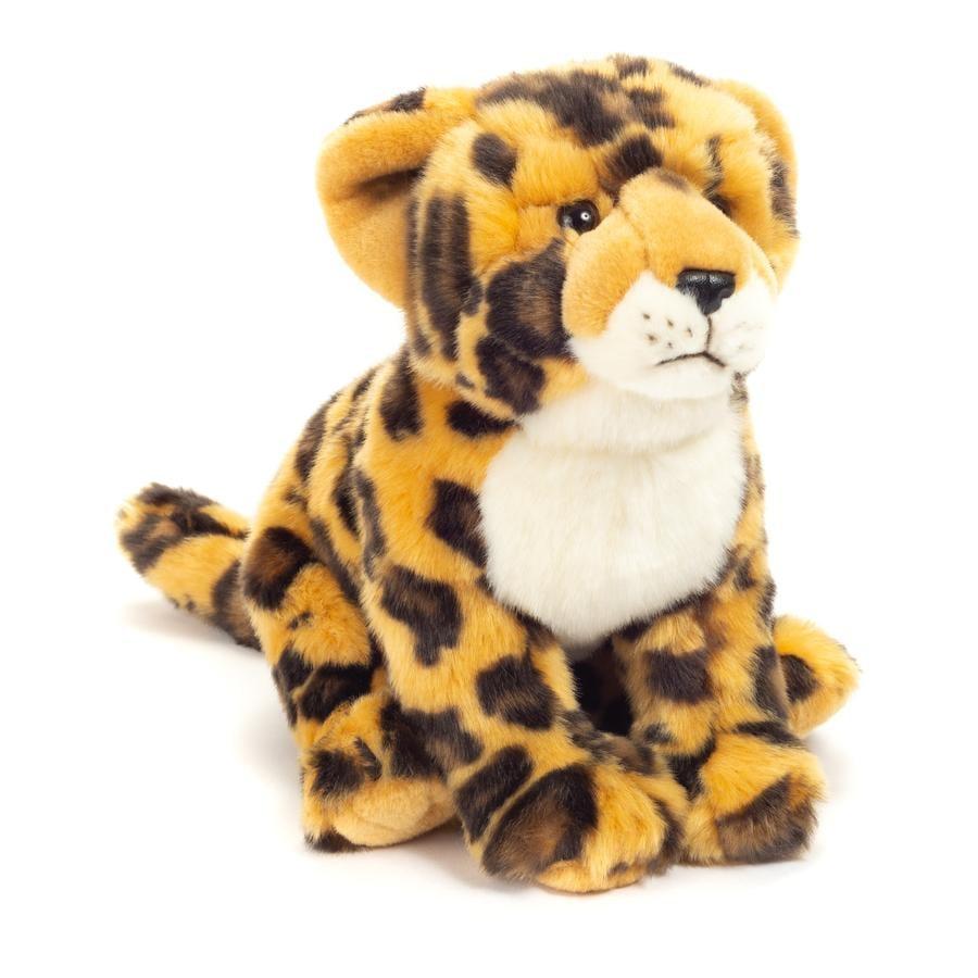 Teddy HERMANN® Leopard sitzend 27 cm