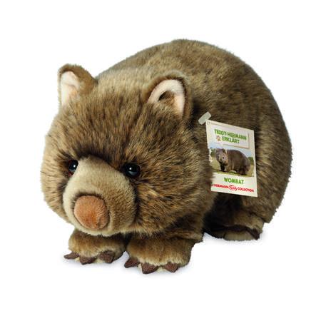 Teddy HERMANN® Wombat 26 cm