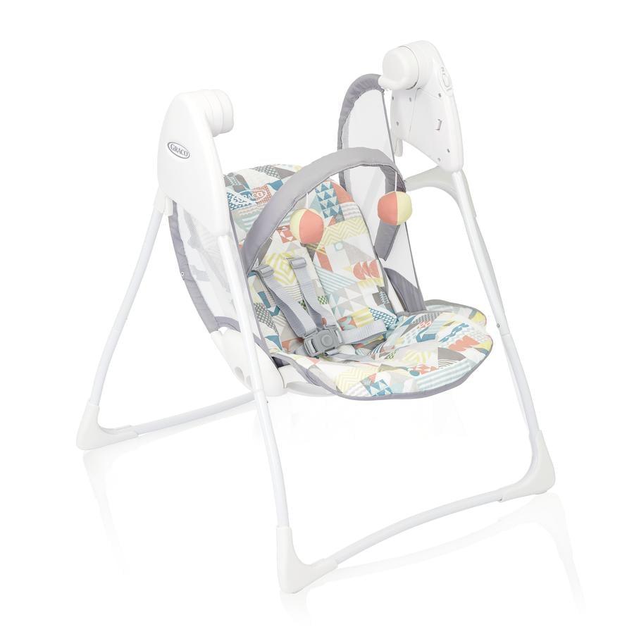 Graco ® Baby gynge Baby De light ™ patchwork