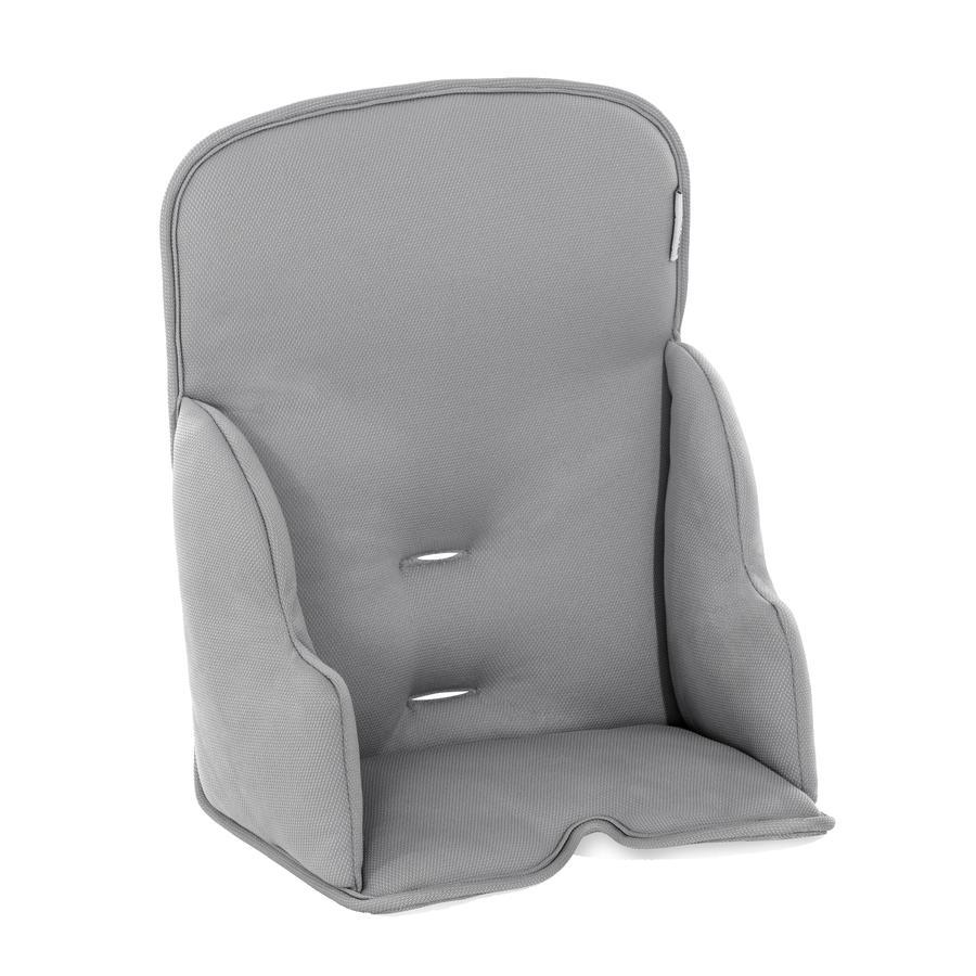 hauck Coussin d'assise pour chaise haute enfant Alpha Cosy Comfort Stretch grey