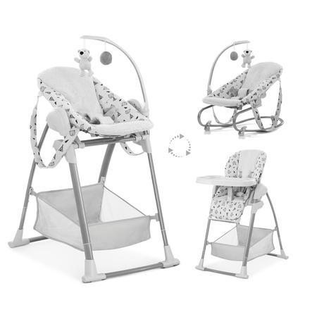 hauck Høy stol Sit'n Relax 3 i 1 Nordic Grey