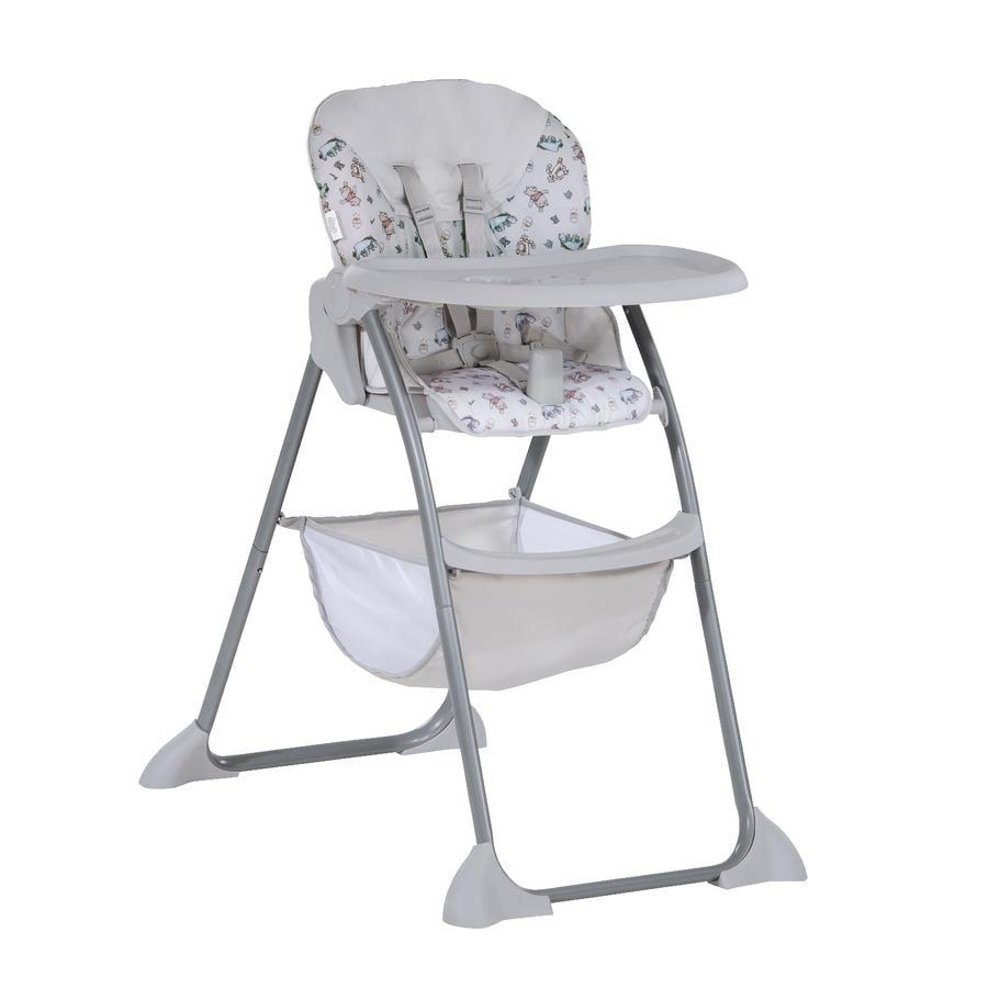 hauck Vysoká židle Sit'n Fold Zkoumání Class ic