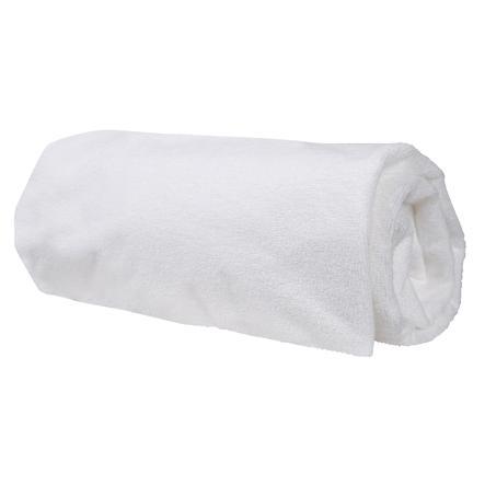 roba safe asleep® Spannbettlaken mit Feuchtigkeitsschutz weiß 70x140 cm