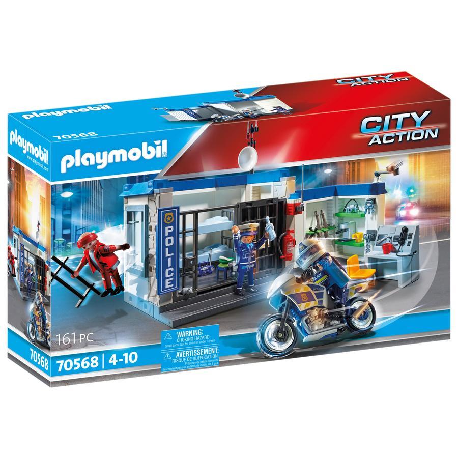 PLAYMOBIL® City Action Polizei: Flucht aus dem Gefängnis 70568