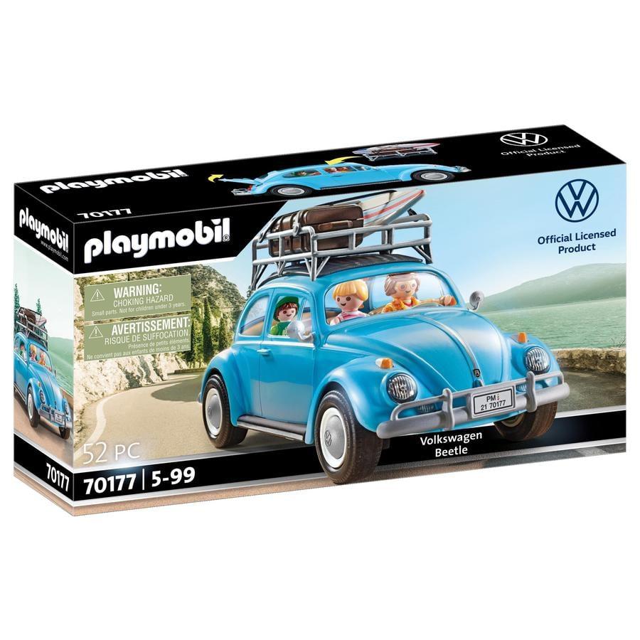 PLAYMOBIL  Volkswagen T1 Camping Bus  PLAYMOBIL  Volkswagen Beetle