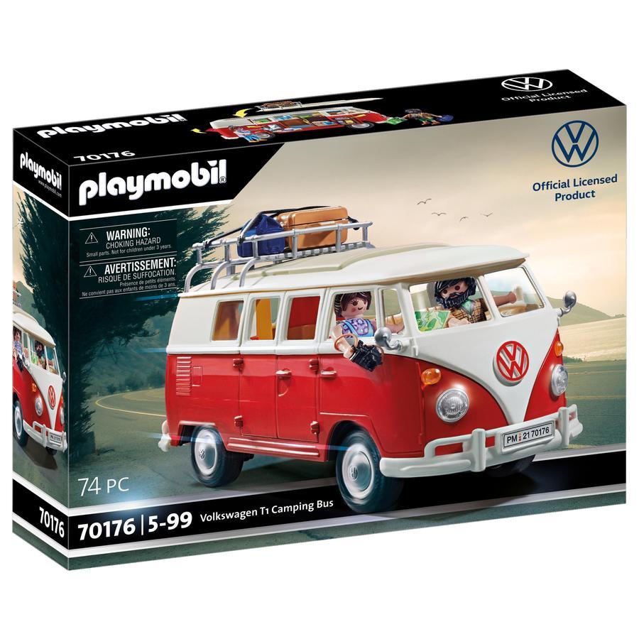 PLAYMOBIL® Volkswagen T1 campingbuss