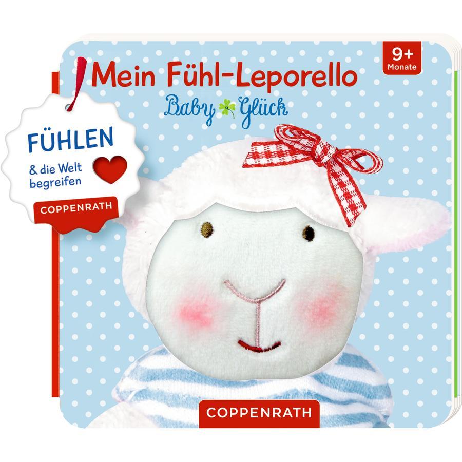 SPIEGELBURG COPPENRATH Mein Fühl-Leporello BabyGlück