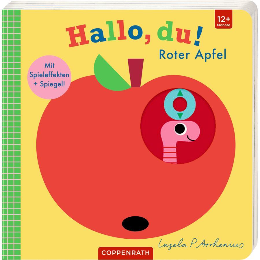 SPIEGELBURG COPPENRATH Hallo du! Roter Apfel