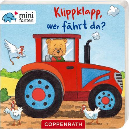 SPIEGELBURG COPPENRATH minifanten 28: Klippklapp, wer fährt da?