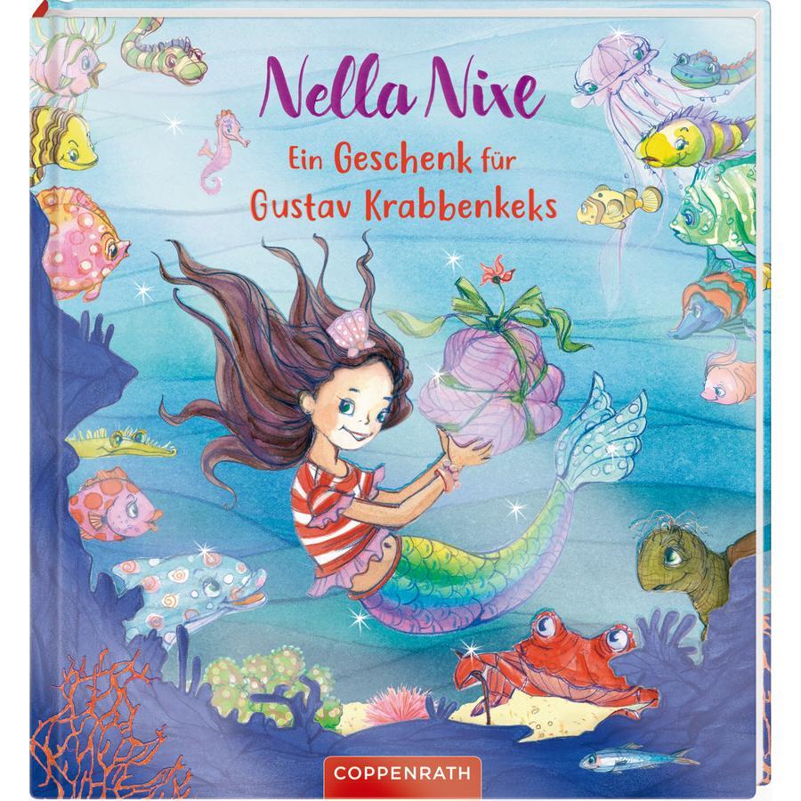 SPIEGELBURG COPPENRATH Nella Nixe: Ein Geschenk für Gustav Krabbenkeks