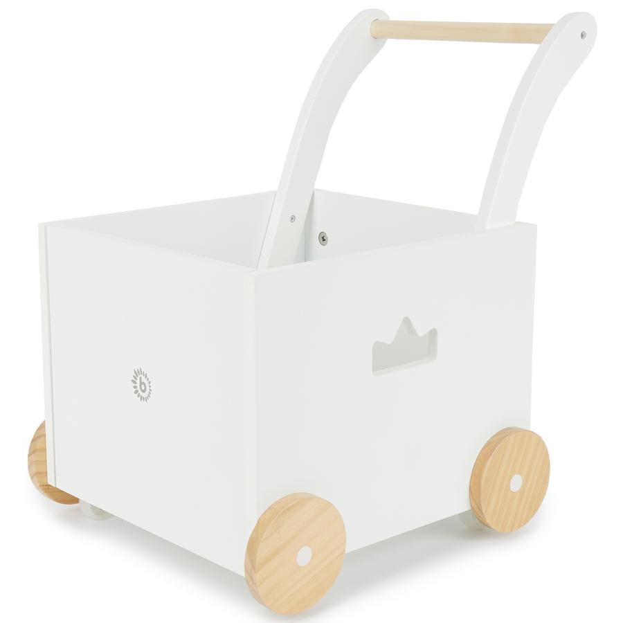 bieco Activity Lauflernwagen Box
