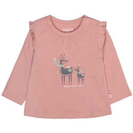 STACCATO Shirt pale rose