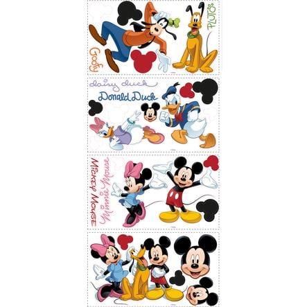 RoomMates ® Disney Mickey og hans venner