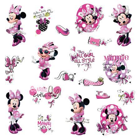RoomMates® Disney Minnie Mouse Fashionista