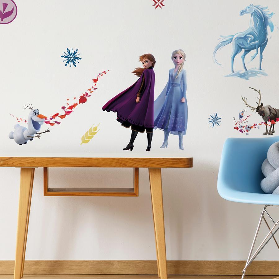 RoomMates® Disney Wandsticker Frozen II - Die Eisköniging 2