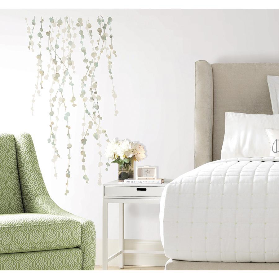 RoomMates® Weinrebe Wasserfarbe