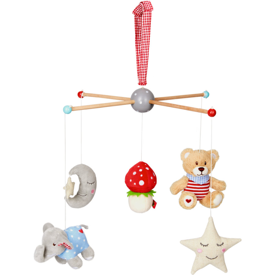 SPIEGELBURG COPPENRATH Mobile Teddy BabyHappiness
