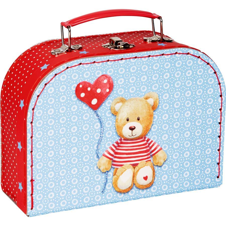 SPIEGELBURG COPPENRATH Gavesett Teddy i koffert