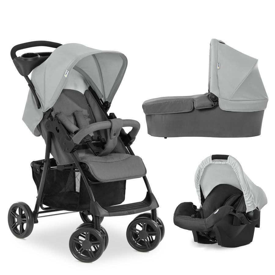 hauck Shopper Trioset Grey