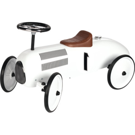 Goki køretøj hvid
