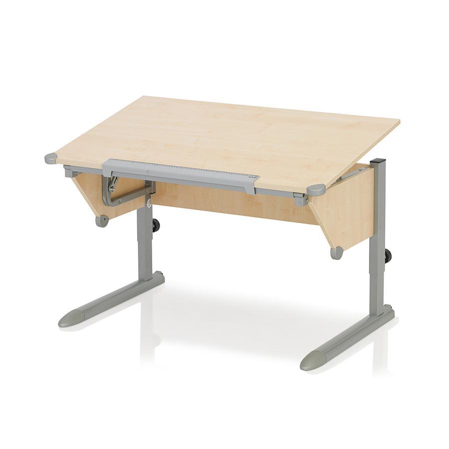 KETTLER Psací stůl COOL TOP II, javor-stříbrná