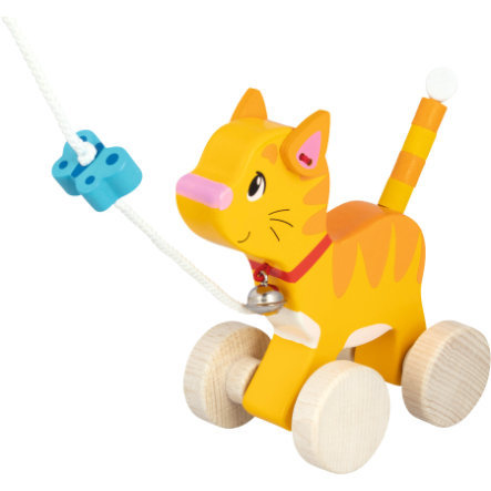 goki Ziehtier Katze