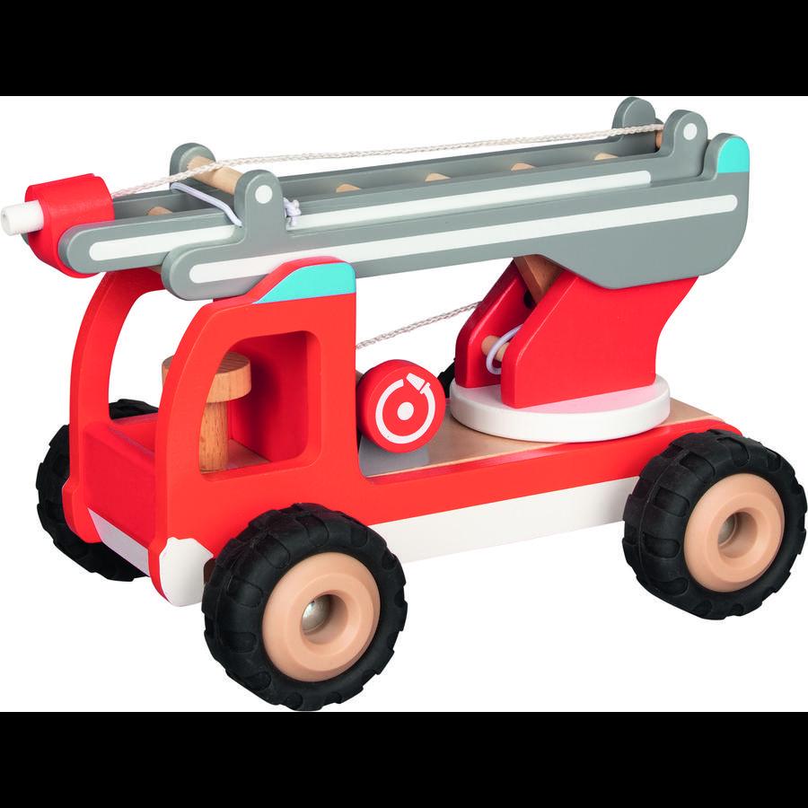 goki Brannvesen stige lastebil
