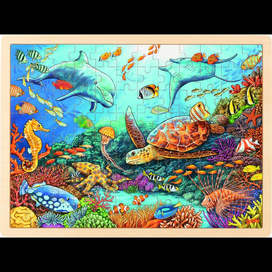 goki puslespil Great Barrier Reef
